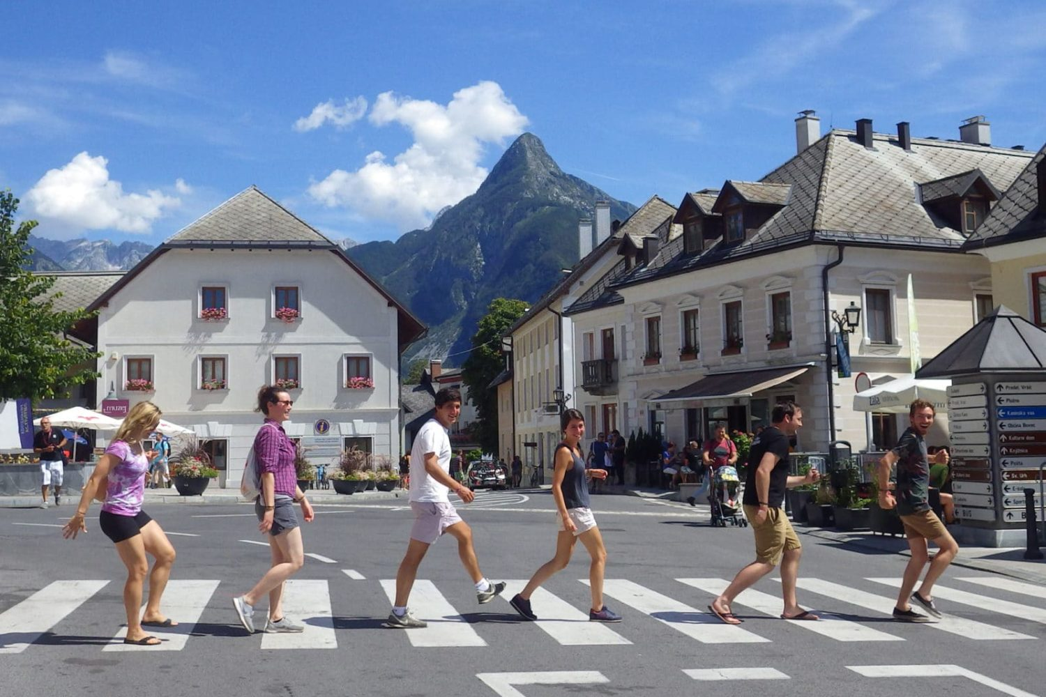 Bovec day trip