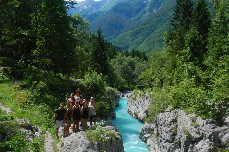 Soca river day trip