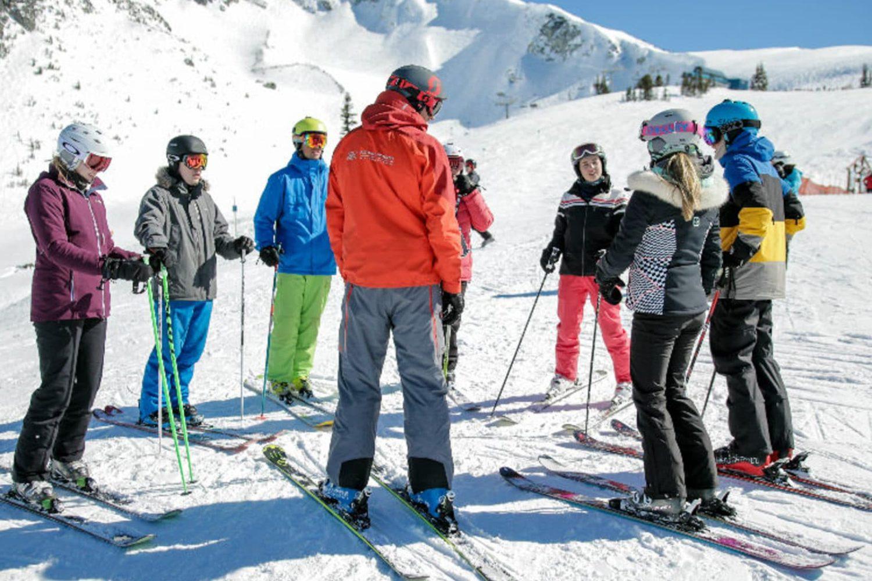 Ski school slovenija