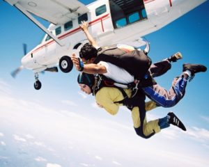 Skydiving in Slovenia from Bled or Ljubljana