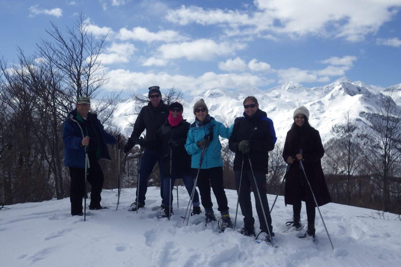 Snowshoeing from Ljubljana