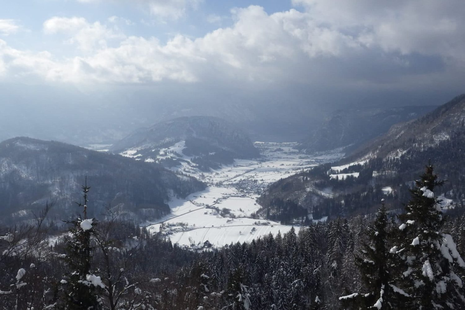 Winter trips from Bled