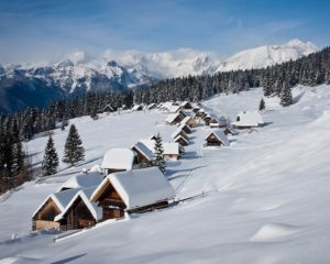 Winter trip to Triglav National Park