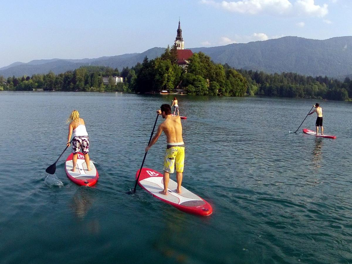 Rent a sup in Bled