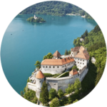 Transfer to Bled castle