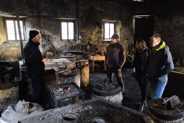 blacksmith slovenia