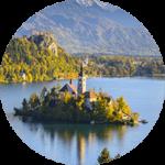 Transfer from Ljubljana to Bled