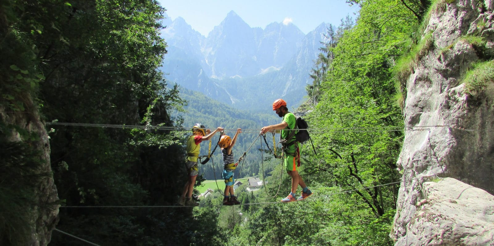 Family friendly activities around Slovenia