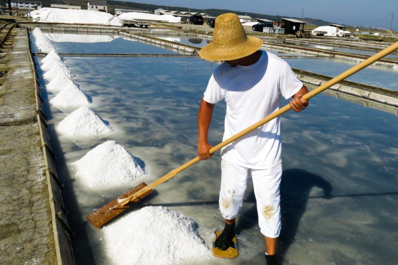 Slovenia salt tour