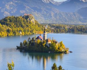 The best way to get from Ljubljana to Bled