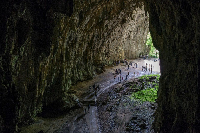 Skocjan cave tour from Bled or Ljubljana