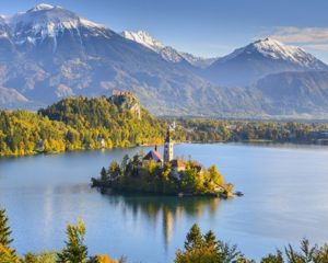 Bled all in one with a private shuttle from Ljubljana