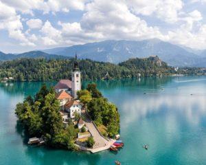 Lake Bled Self Guided Trip from Ljubljana