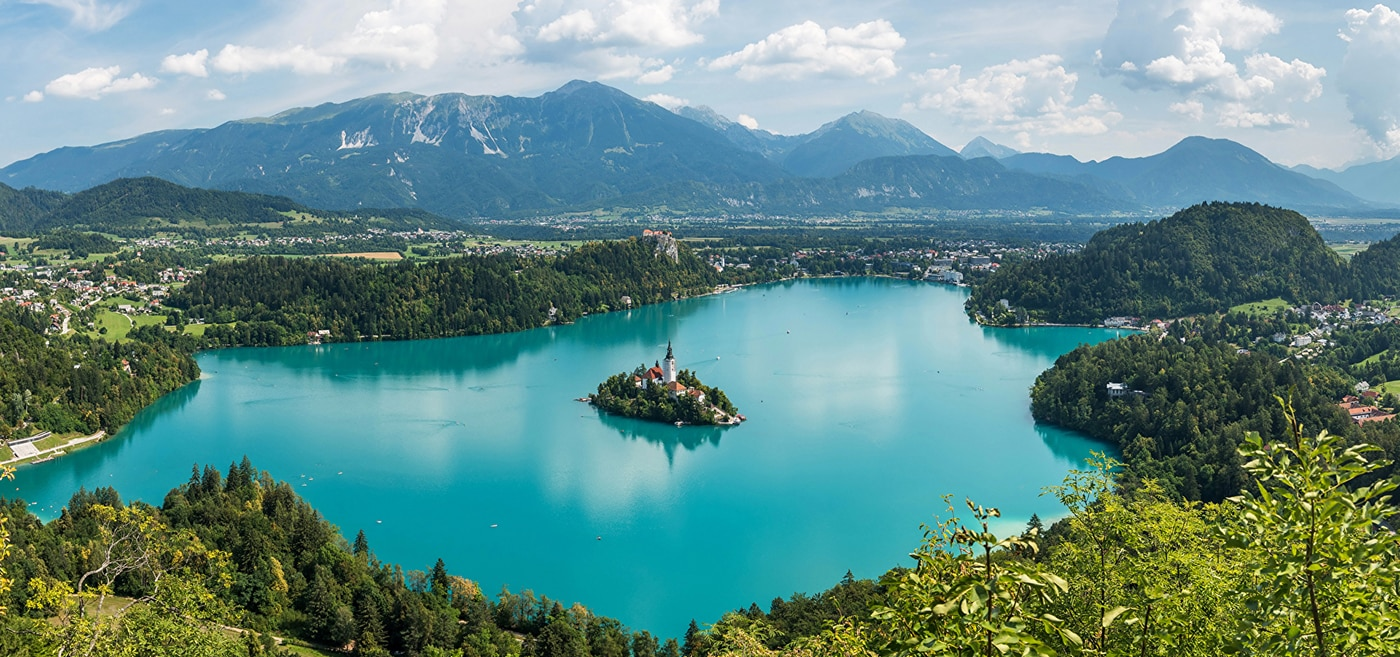 Lake Bled Summer Trips in Slovenia