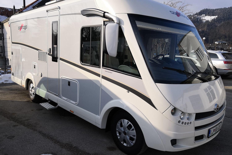 rent a camper slovenia