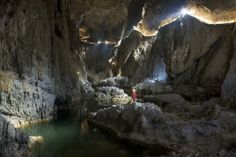 Karst & Škocjan cave Bike trip