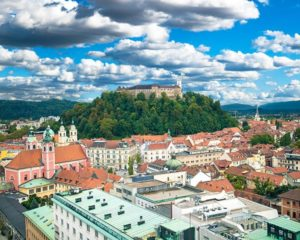 Day trip of Ljubljana from Bled