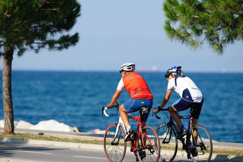 Slovenia-coast-bike-tour