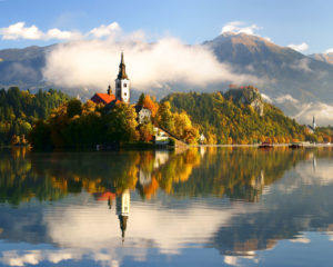 Lake bled guided tour