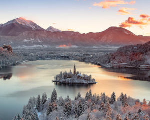 Magnificent Winter Bled